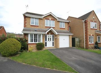 Thumbnail 4 bed detached house for sale in Timandra Close, Abbey Meads, Swindon