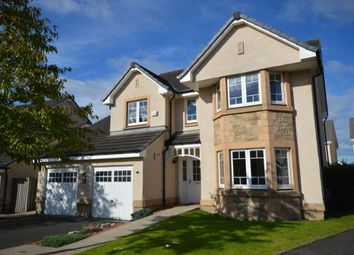Thumbnail 5 bed detached house to rent in Cauldhame Farm Road, Falkirk