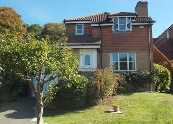 Thumbnail 3 bed detached house to rent in Hoover Close, St. Leonards-On-Sea