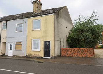 2 bed end terrace house for sale in Barlborough Road, Clowne, Chesterfield S43