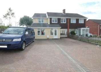 Thumbnail 4 bedroom semi-detached house for sale in Moorland Road, Plympton, Plymouth