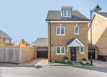 Thumbnail 4 bed detached house for sale in Woking, Surrey