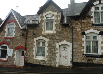 Thumbnail 2 bedroom terraced house for sale in Ellacombe Road, Torquay