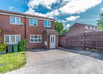Thumbnail 3 bed semi-detached house for sale in Ellington Drive, Basingstoke