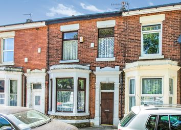 Thumbnail 3 bed terraced house for sale in Harling Road, Preston, Lancashire