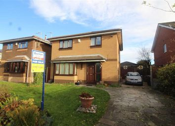 Thumbnail 4 bed detached house for sale in Rockbourne Close, Hindley, Wigan