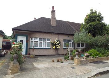 Thumbnail 3 bed bungalow for sale in Glenwood Avenue, London