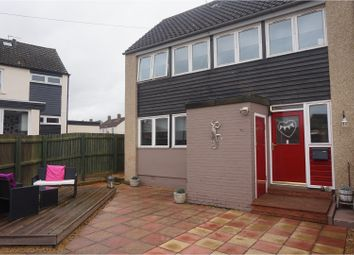 Thumbnail 2 bed semi-detached house for sale in Mcneill Walk, Tranent