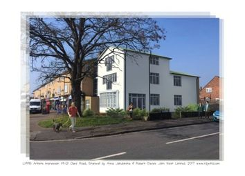 Thumbnail 3 bed flat for sale in Clare Road, Stanwell, Middlesex