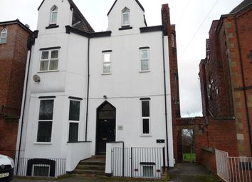 Thumbnail 1 bedroom flat to rent in Park Road West, Prenton