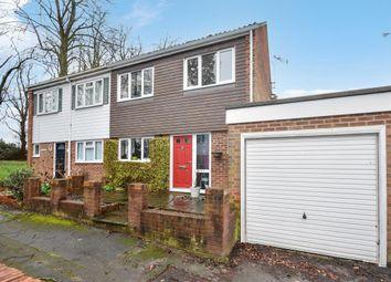 Thumbnail 4 bed semi-detached house for sale in Riverdene, Basingstoke