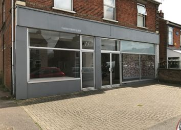 Thumbnail Retail premises to let in York Road, Ipswich