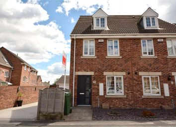 Thumbnail 3 bed semi-detached house for sale in New Forest Way, Leeds, West Yorkshire