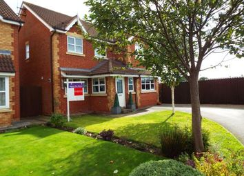 Thumbnail 4 bed detached house for sale in Blunstone Close, Crewe, Cheshire