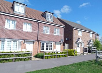 Thumbnail 3 bed terraced house to rent in Colbred Walk, Andover, Hampshire