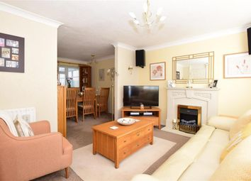 Thumbnail 2 bedroom end terrace house for sale in Lucerne Drive, Seasalter, Whitstable, Kent
