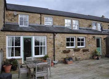 Thumbnail 4 bed terraced house for sale in The Folster, Wall, Northumberland.