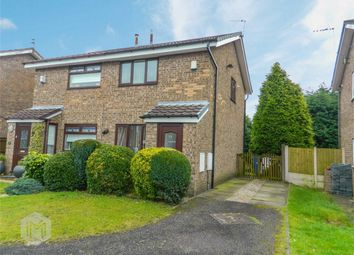 Thumbnail 2 bed semi-detached house for sale in Wilsford Close, Golborne, Warrington, Lancashire