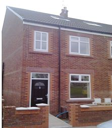 Thumbnail 3 bed terraced house to rent in Winwick Road, Warrington