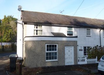 Thumbnail 2 bed flat for sale in Western Road, Crowborough