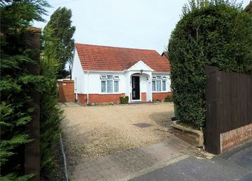 Thumbnail 3 bed detached bungalow for sale in Fernhill Road, Farnborough, Hampshire