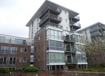 Thumbnail 2 bed flat to rent in Ramillies House, Cross Street, Portsmouth