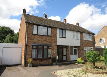 Thumbnail 3 bed semi-detached house for sale in Mayfield Road, Southam