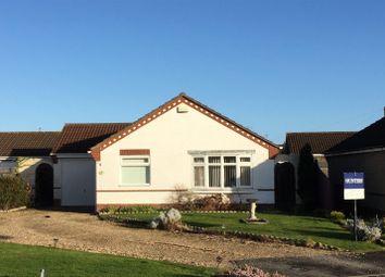 Thumbnail 2 bed detached bungalow for sale in Shelley Close, Sandilands, Lincs.