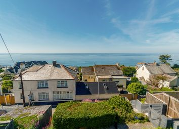 Thumbnail 3 bed end terrace house for sale in Downderry, Torpoint