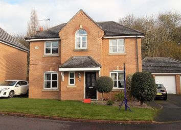 Thumbnail 4 bed detached house for sale in Hatton Fold, Atherton, Manchester
