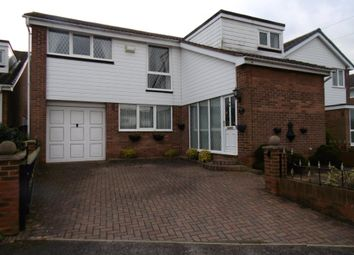 Thumbnail 4 bedroom detached house to rent in Brand Hill Drive, Crofton, Wakefield