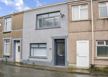 Thumbnail 2 bed terraced house for sale in Bevan Street, Port Talbot, Neath Port Talbot.