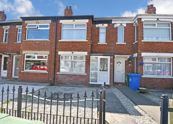 Thumbnail 3 bed terraced house to rent in Linthorpe Grove, Willerby, Hull