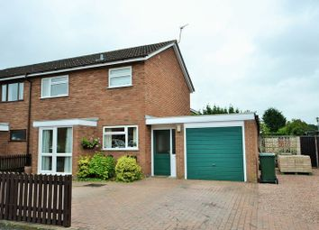 Thumbnail 3 bed semi-detached house for sale in Border Way, Burford, Tenbury Wells