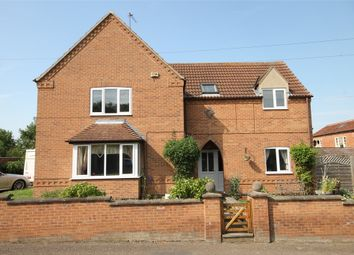 Thumbnail 5 bed detached house for sale in Chapel Lane, Coddington, Newark, Nottinghamshire.