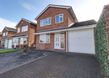 Thumbnail 3 bed detached house to rent in Longhurst Drive, Stafford
