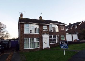 Thumbnail 3 bed semi-detached house for sale in Delves Way, Ringmer, Lewes, East Sussex