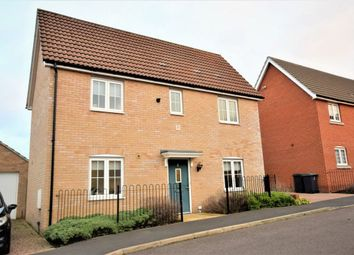 Thumbnail 3 bed detached house to rent in Dockerell Road, Stansted, Essex