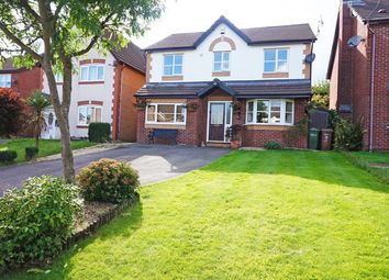Thumbnail 4 bed detached house for sale in Camnant, Ystrad Mynach