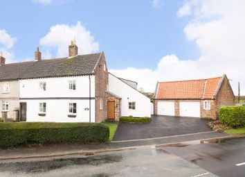 The Green, Aldwark, Alne, York YO61. 3 bed semi-detached house for sale