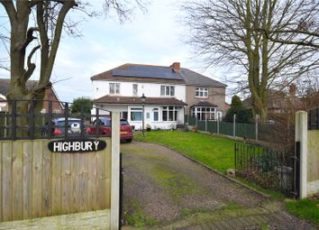Thumbnail 4 bed semi-detached house for sale in Conisholme Road, North Somercotes