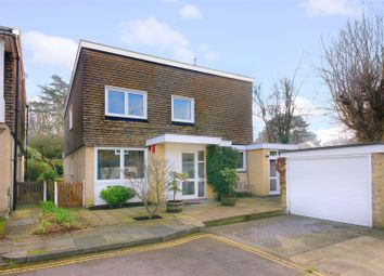 Thumbnail 4 bed detached house for sale in View Close, London