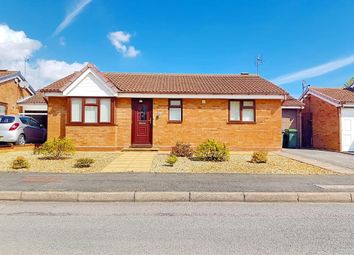 Thumbnail 3 bed bungalow for sale in Albion Field Drive, West Bromwich, West Midlands