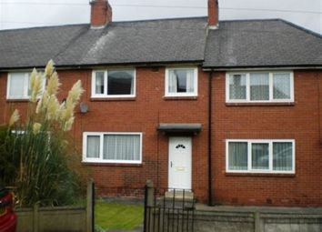 Thumbnail 3 bed terraced house to rent in Harlow Place, High Heaton, Newcastle Upon Tyne