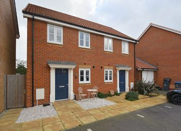 Thumbnail 2 bed semi-detached house for sale in Scholars Road, Broadstairs