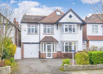 Thumbnail 5 bed detached house for sale in Kelmscott Road, Harborne, Birmingham