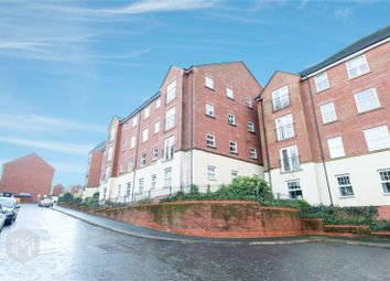Thumbnail 2 bed flat for sale in Stonemere Drive, Radcliffe, Manchester, Greater Manchester