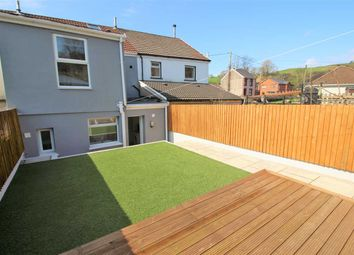 Thumbnail 4 bed terraced house for sale in Penrhiwfer Road, Tonyrefail, Porth