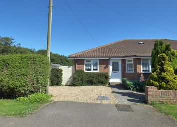 Thumbnail 3 bed bungalow for sale in Victoria Road, Capel-Le-Ferne, Folkestone