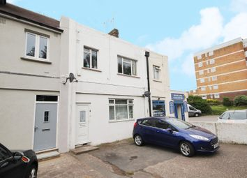 Thumbnail 1 bed flat to rent in Western Road, Lancing
